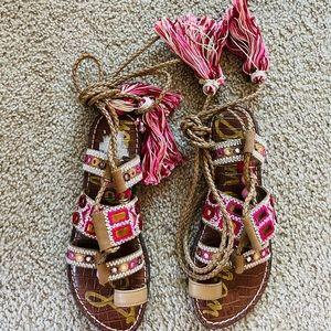 Sam Edelman Gretchen Tassel Sandal